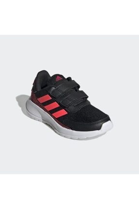 adidas TENSAUR RUN C Siyah Kız Çocuk Koşu Ayakkabısı 100663743 1