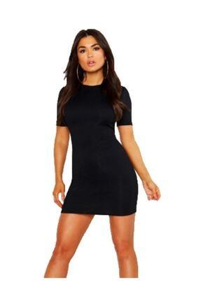 Kısa Kollu Mini Elbise CLS7894568450