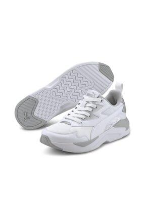 Puma X-RAY LITE WMN'S METALLIC Beyaz Kadın Sneaker Ayakkabı 100660676 0