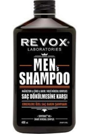 Revox Saç Dökülmesine Karşı Şampuan  400 ml 1