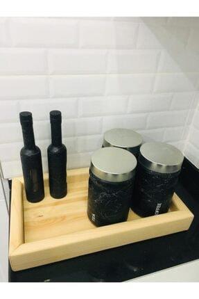 -ahşap Banyo-mutfak Tepsisi WB000031