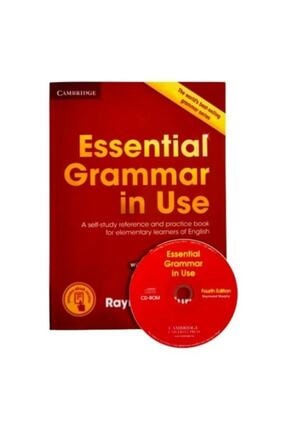 Cambridge Essential Grammar In Use - Raymond Murphy 0