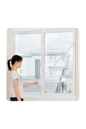 Yenimiyeni Cırt Cırtlı Pencere Sinekliği Kendin Yap 100 X 150 0