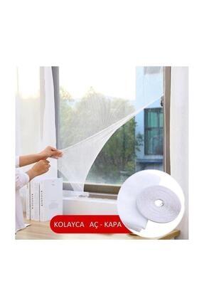Yenimiyeni Cırt Cırtlı Pencere Sinekliği Kendin Yap 100 X 150 1