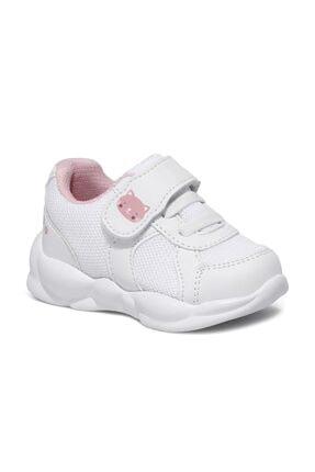 تصویر از Caty 1fx Beyaz Kız Çocuk Yürüyüş Ayakkabısı