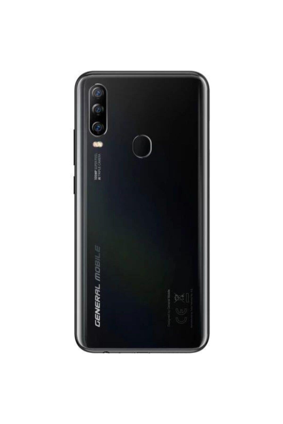 General Mobile Gm 20 Pro Dual 128GB Siyah Cep Telefonu (Türkiye Garantilidir)