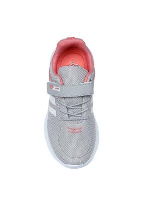 Jump Çocuk Açık Gri Spor Ayakkabı 26091 2