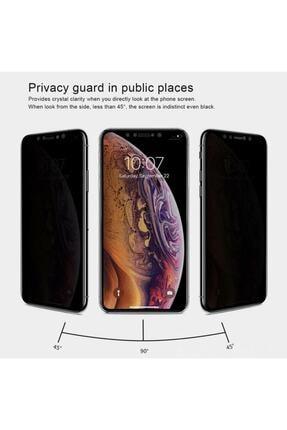 Telefon Aksesuarları Iphone Xs Max Kavisli Gizlilik Filtreli Zengin Çarşım Hayalet Ekran Koruyucu 1