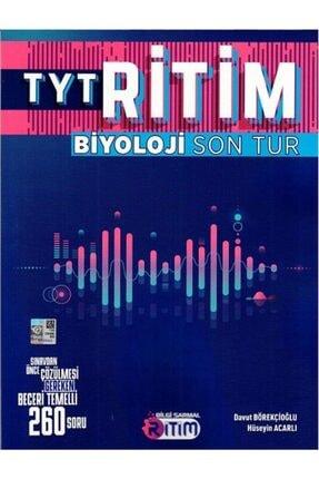 Bilgi Sarmal Yayınları Tyt Biyoloji Ritim Son Tur Yeni 2021 1