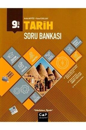 Çap Yayınları 9. Sınıf Anadolu Lisesi Tarih Soru Bankası 1
