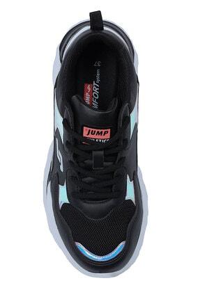 Jump Kadın Siyah Spor Ayakkabı 24800 2