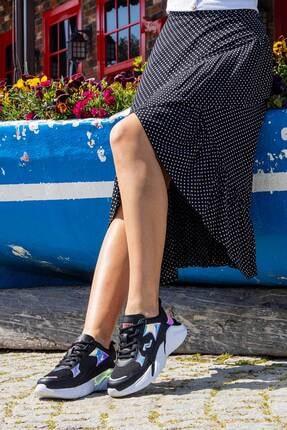 Jump Kadın Siyah Spor Ayakkabı 24800 3