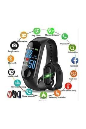 Milena Accessories M3 Akıllı Saat Bileklik 0