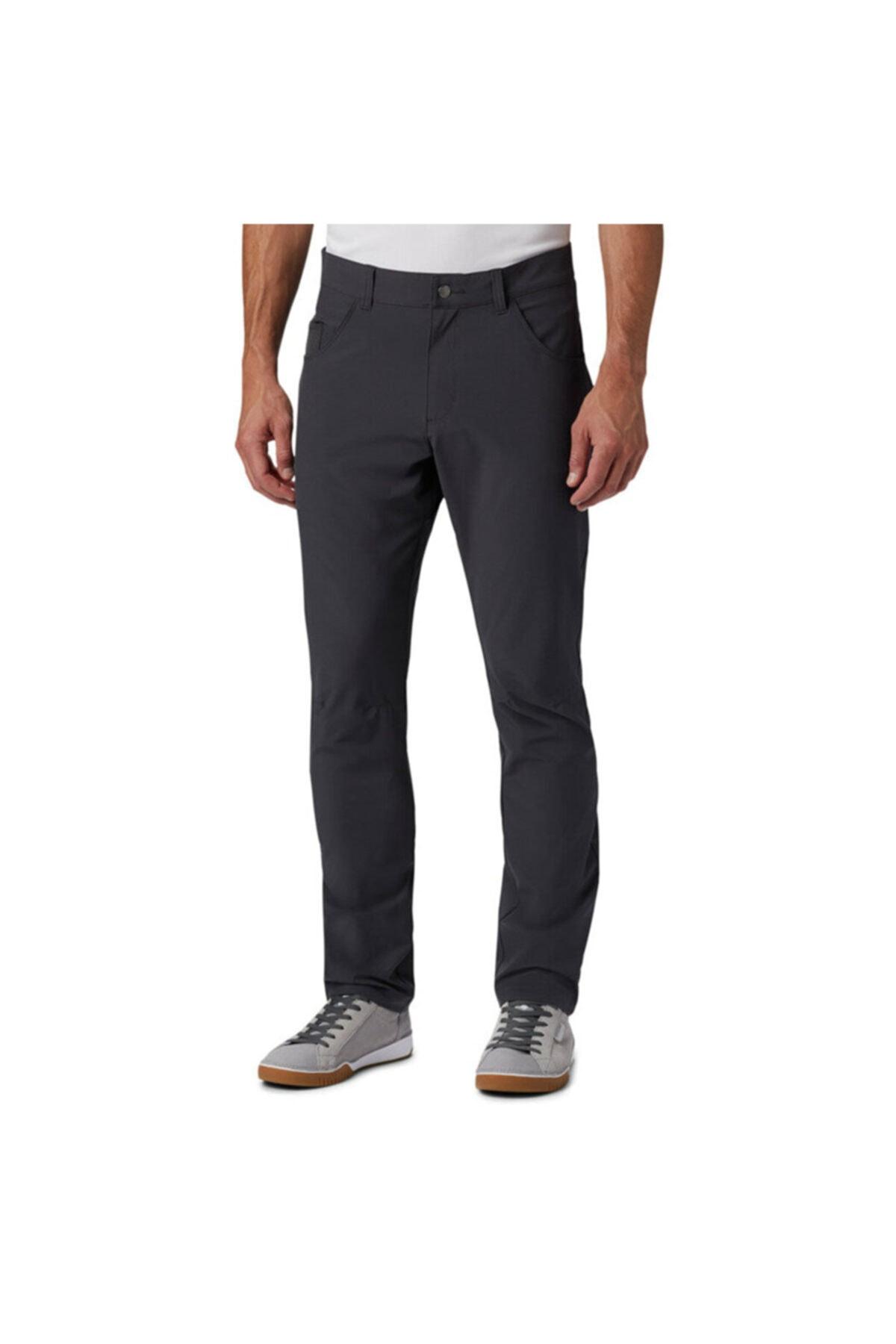Elements Stretch Pant Erkek Siyah Outdoor Pantolon Ao0349-011