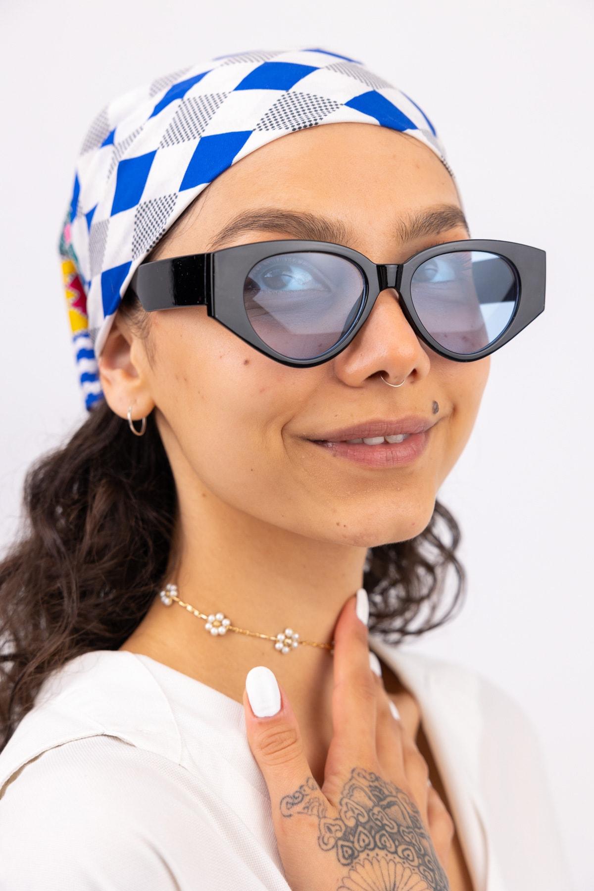 Nicole Blue Güneş Gözlüğü