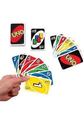 Kelebek Oyuncak Uno Oyun Kartları 2