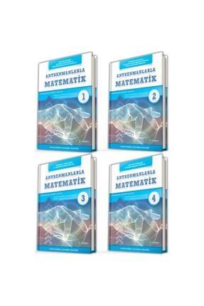 Antrenman Yayınları Antrenmanlarla Matematik 1-2-3-4 Kitap Seti 2