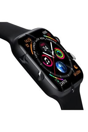 SmartWatch Akıllı Saat Watch 6 Pro Smart Watch Ateş Ve Nabız Ölçer Çok Fonksiyonlu Ios Ve Android Uyumlu 0