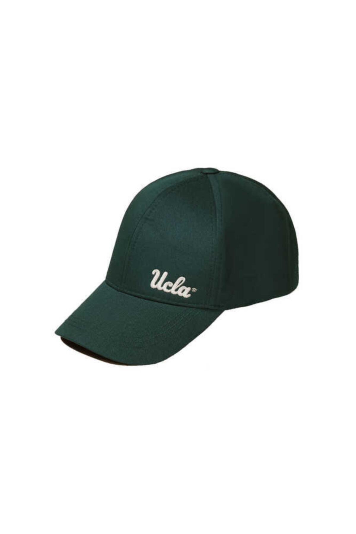Jenner Yeşil Baseball Cap Nakışlı Şapka