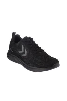 HUMMEL Unisex Siyah Koşu Ayakkabısı 100484876 1