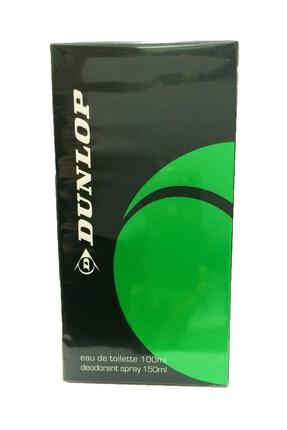 Dunlop Klasik Yeşil 100ml Edt ve 150ml Deo Erkek Parfüm Seti  8690587202304 1