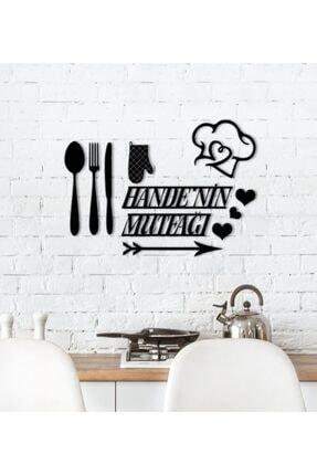 BK Isimli Mutfak Ahşap Duvar Süsü-1 0