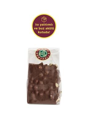 Kahve Dünyası Bitter Çikolatalı Fındıklı Tablet Çikolata 150 gr 0