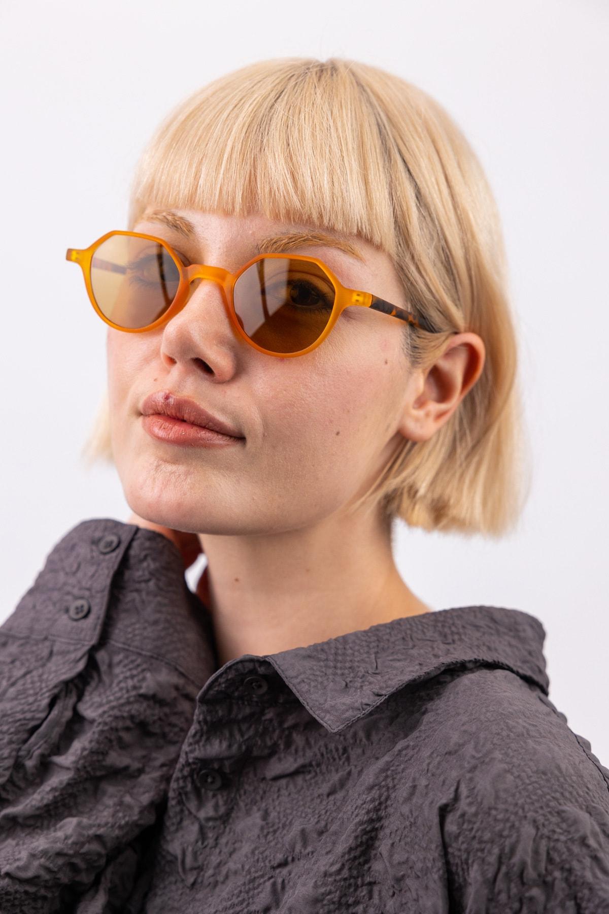Paula Orange Güneş Gözlüğü