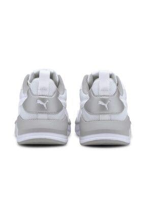 Puma X-RAY LITE WMN'S METALLIC Beyaz Kadın Sneaker Ayakkabı 100660676 1