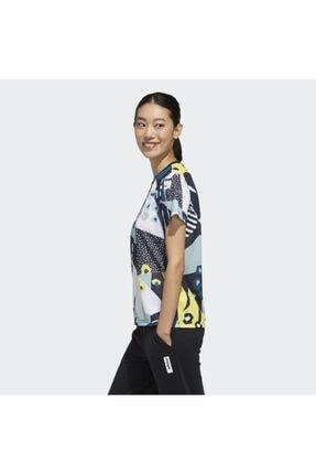 adidas W FARM T Kadın Tişört 1