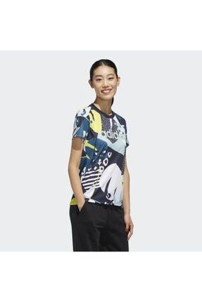 adidas W FARM T Kadın Tişört 3