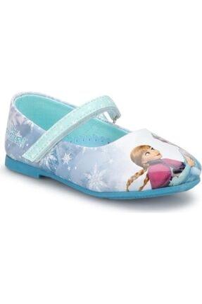 Frozen Elsa Anna Kız Çocuk Babet 0
