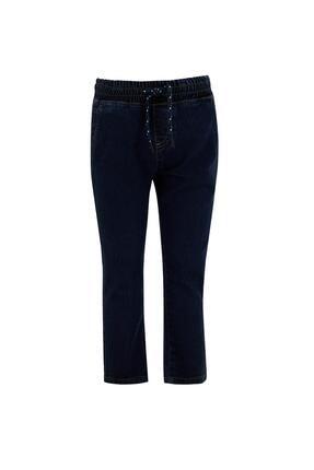 Defacto Erkek Çocuk Regular Fit Esnek Belli Jean Pantolon 0
