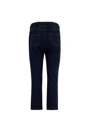 Defacto Erkek Çocuk Regular Fit Esnek Belli Jean Pantolon 1