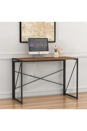 MORDEKA Katlanır Çalışma Masası Bilgisayar / Laptop Masası 1