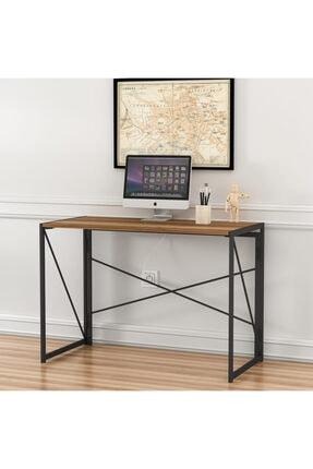 MORDEKA Katlanır Çalışma Masası Bilgisayar / Laptop Masası 2