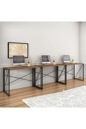 MORDEKA Katlanır Çalışma Masası Bilgisayar / Laptop Masası 3