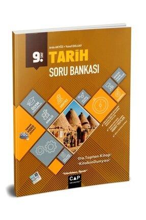 Çap Yayınları 9. Sınıf Anadolu Lisesi Tarih Soru Bankası 0