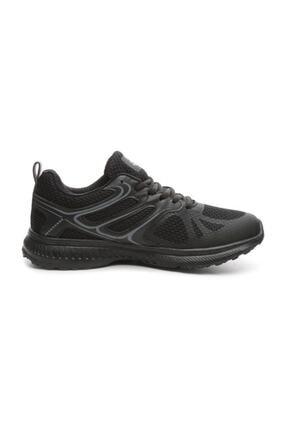 Unisex Siyah Koşu Antrenman Ayakkabısı T1249