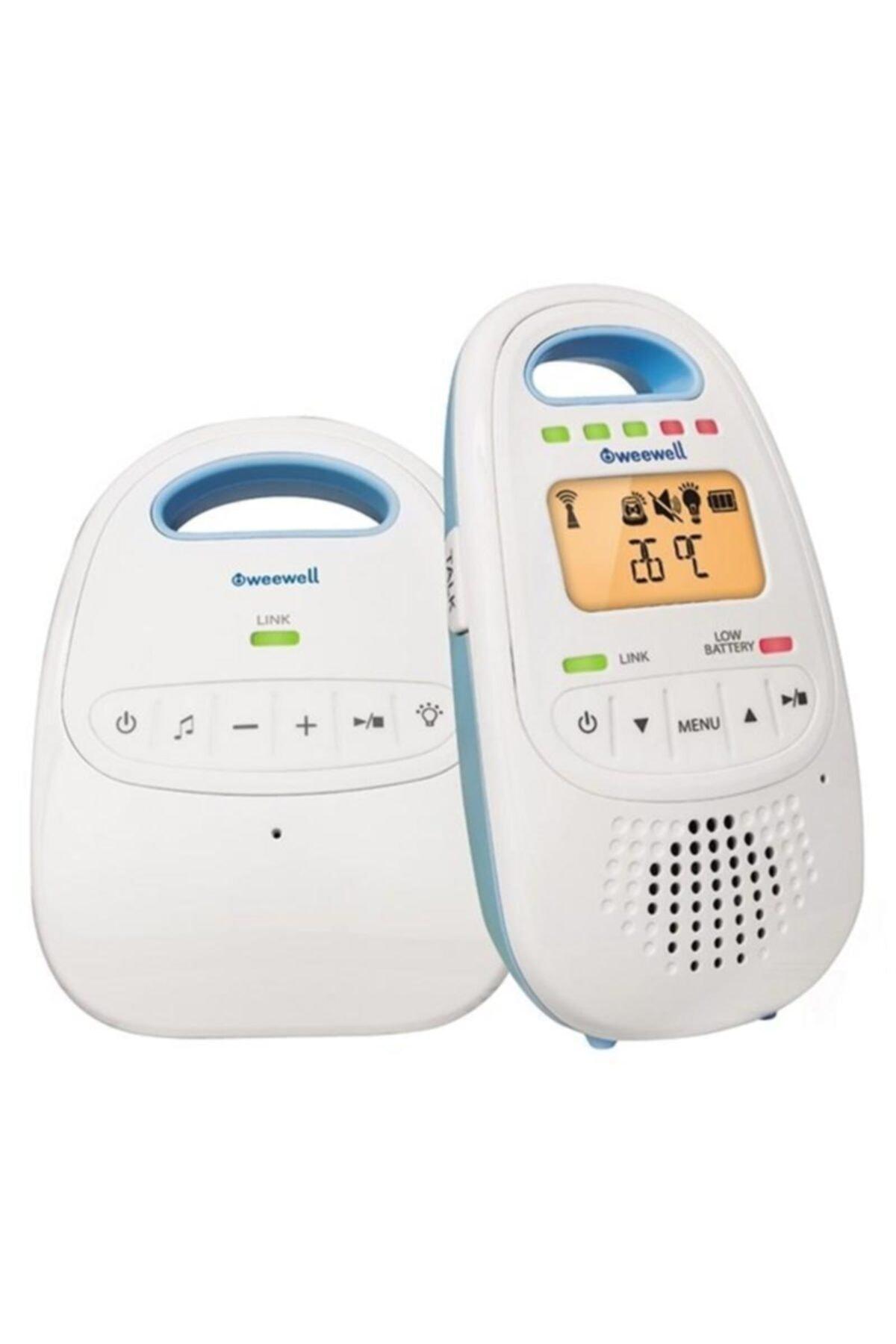 Weewell Wma420 Dijital Bebek Telsizi WMA420
