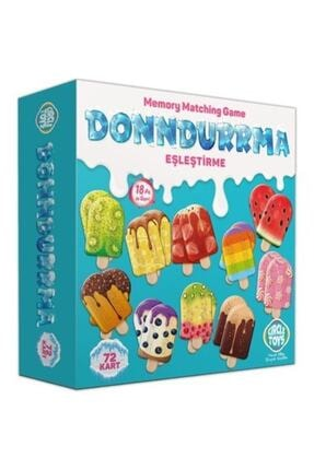 Altıngöz Oyuncak Circle Toys Dondurma Eşleştirme Kartları 1