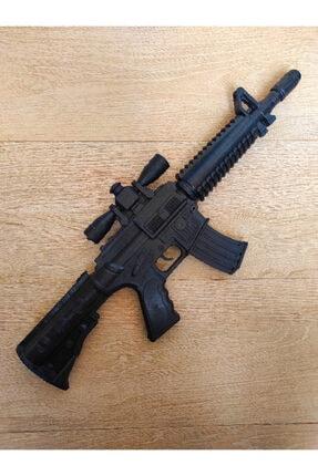 SLV Sesli Oyuncak M416 Taramalı Otomatik Saldırı Tüfeği M4 M16 50cm 1