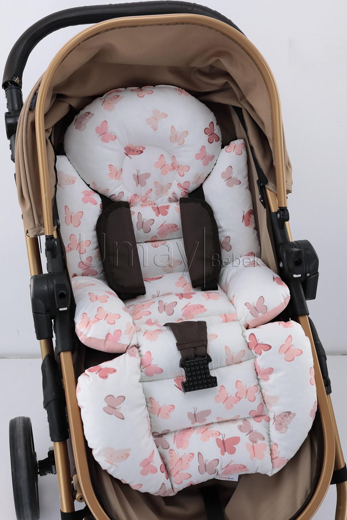 Bebek Arabası Minderi