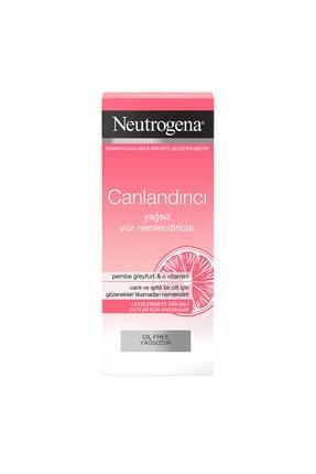 Neutrogena Visibly Clear Pembe Greyfurt Yağsız Nemlendirici 50 ml 1