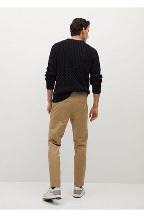 Mango Daralan Kısa Paçalı Chino Pantolon 3