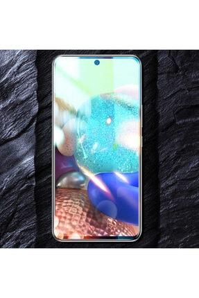TeknoDuvar Samsung M31s 3d Uyumlu Komple Kırılmaz Cam Ekran Koruyucu 4