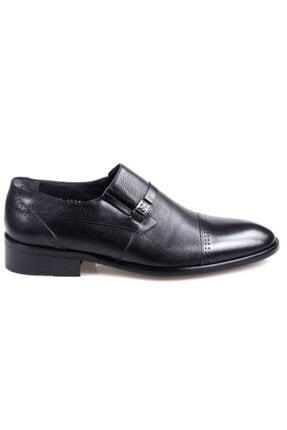 تصویر از 1123 Erkek Klasik Siyah Deri Ayakkabı