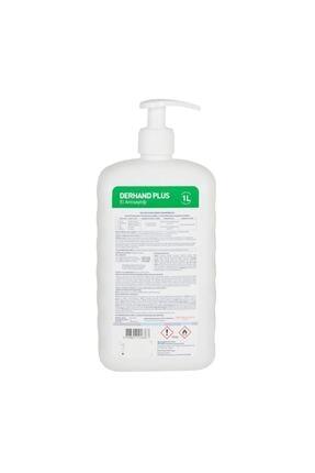 Derhand Plus El Dezenfektanı 1 litre 0