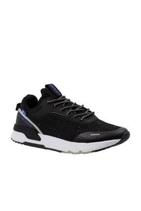 Lumberjack PERAST Siyah Erkek Sneaker Ayakkabı 100497682 0