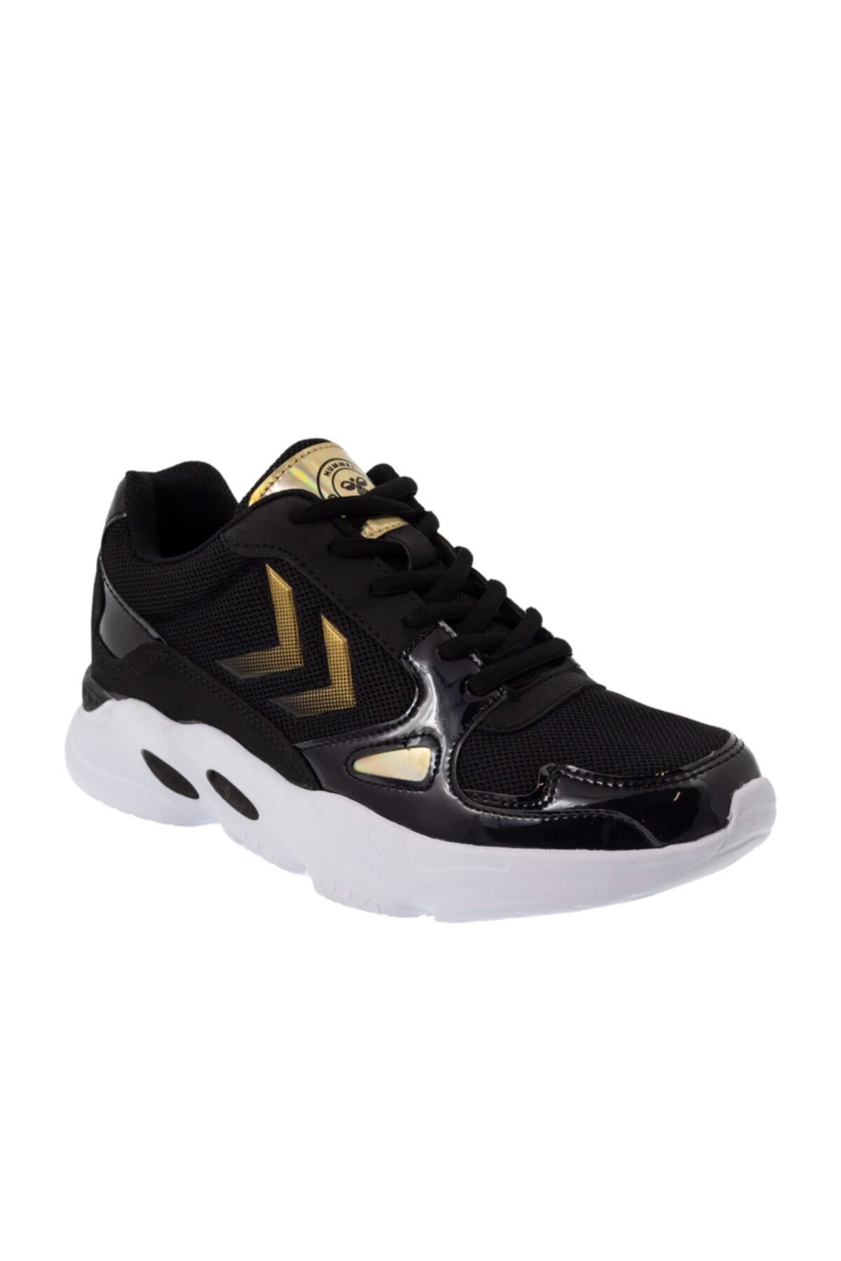 York Glam Kadın Siyah Spor Ayakkabı (207908-2001)